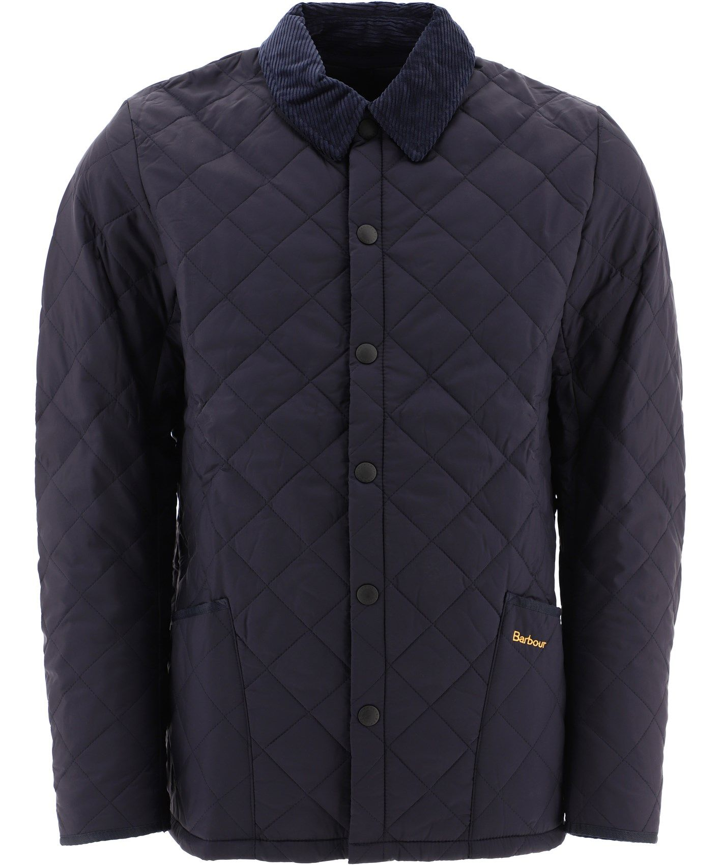 Barbour Jackets BARBOUR MEN'S MQU0240MQUNY92 BLUE OTHER MATERIALS OUTERWEAR JACKET