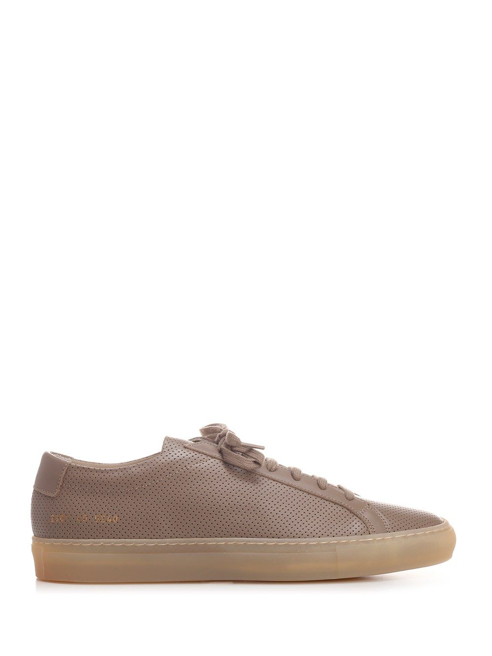 Common Projects Leathers COMMON PROJECTS MEN'S 23010240 BEIGE OTHER MATERIALS SNEAKERS