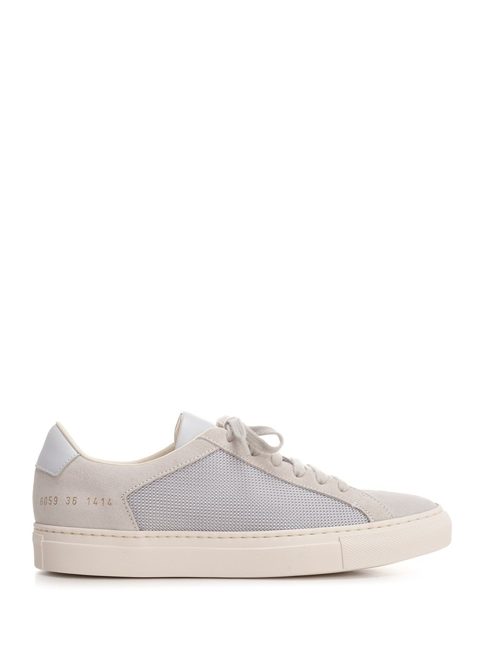 Common Projects Low tops COMMON PROJECTS WOMEN'S 60591414 LIGHT BLUE OTHER MATERIALS SNEAKERS