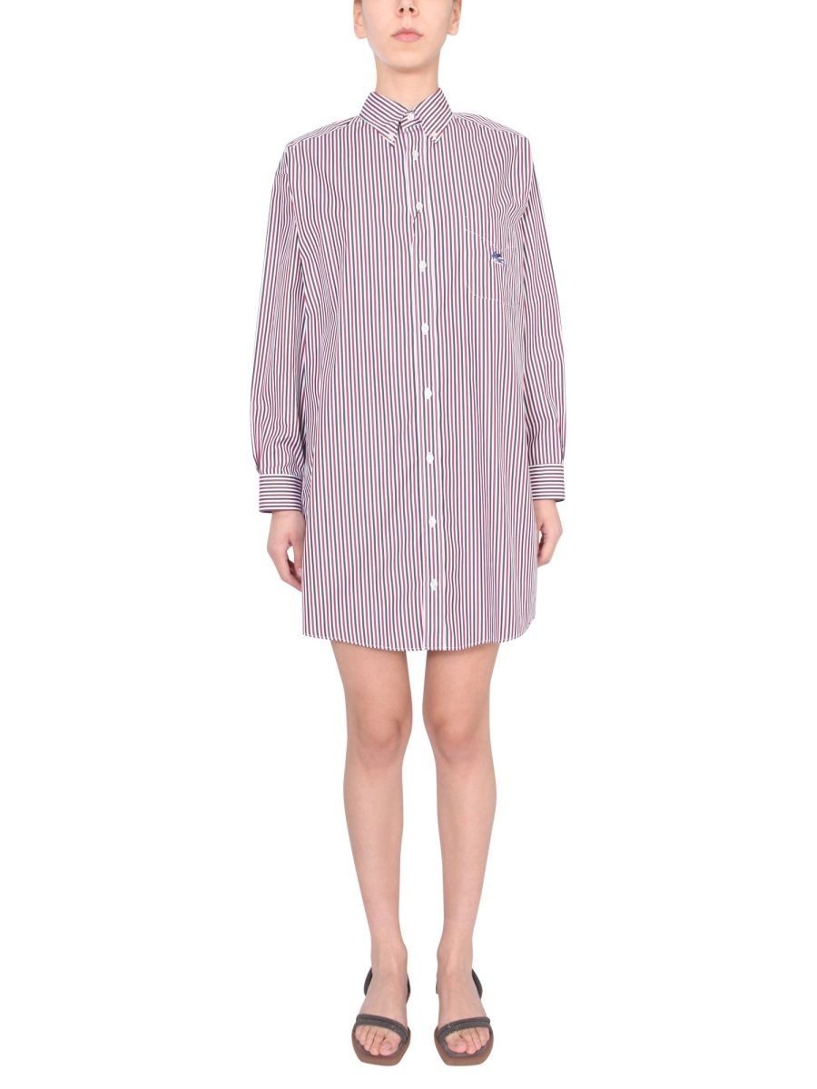 Etro Downs ETRO WOMEN'S 1430768078000 MULTICOLOR OTHER MATERIALS DRESS