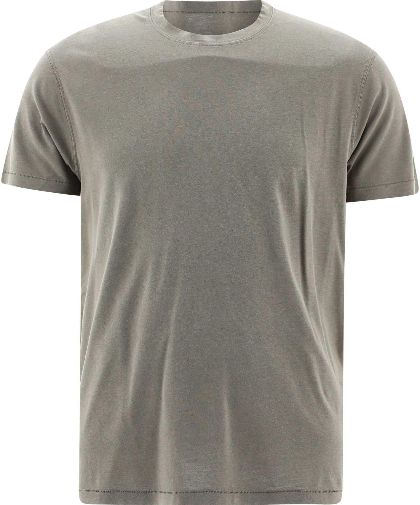 Tom Ford T-shirts TOM FORD MEN'S BW229TFJ950V17 GREEN OTHER MATERIALS T-SHIRT