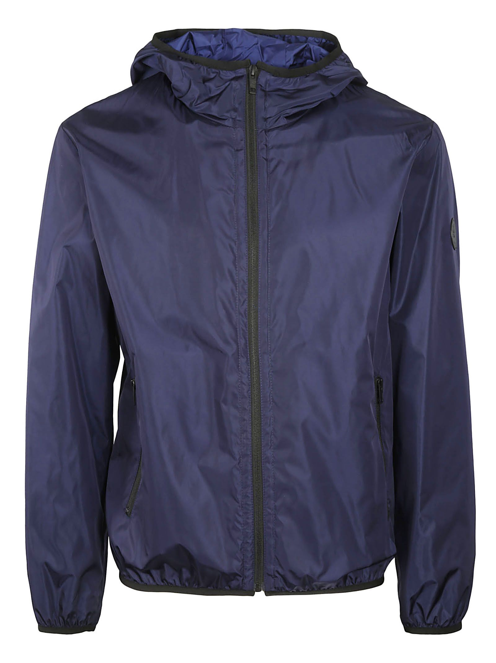 Fay Jackets FAY MEN'S NAM12420220PFWU605 BLUE OTHER MATERIALS OUTERWEAR JACKET