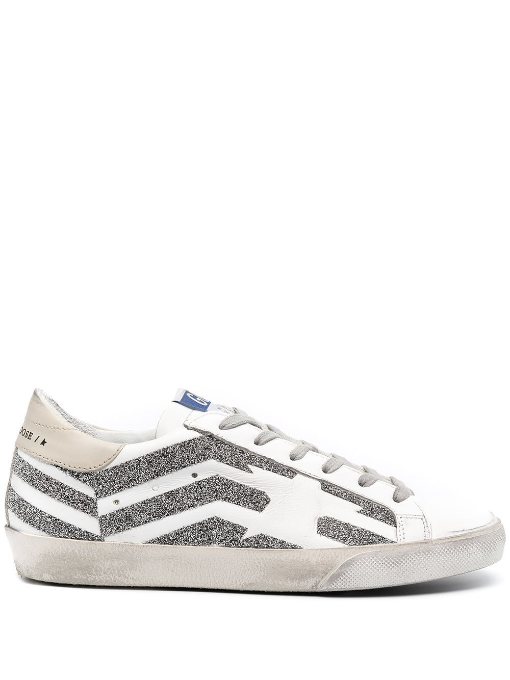 Golden Goose Sneakers GOLDEN GOOSE WOMEN'S GWF00106F00125810539 WHITE LEATHER SNEAKERS