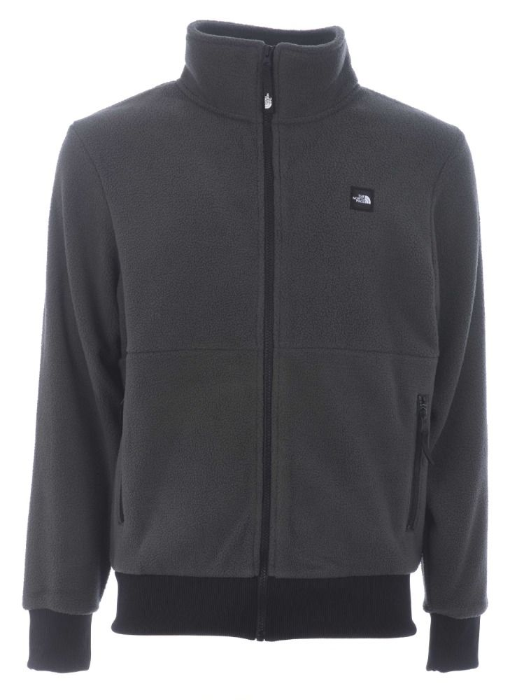 The North Face Sweatshirts THE NORTH FACE MEN'S NF0A4M880C51 GREY POLYESTER SWEATSHIRT