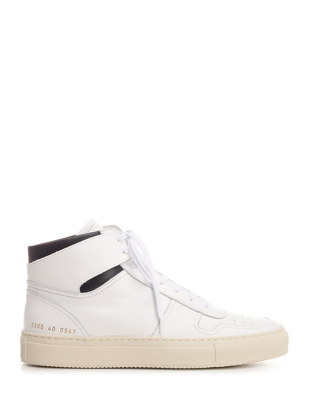 Common Projects COMMON PROJECTS MEN'S 23000547 WHITE OTHER MATERIALS SNEAKERS