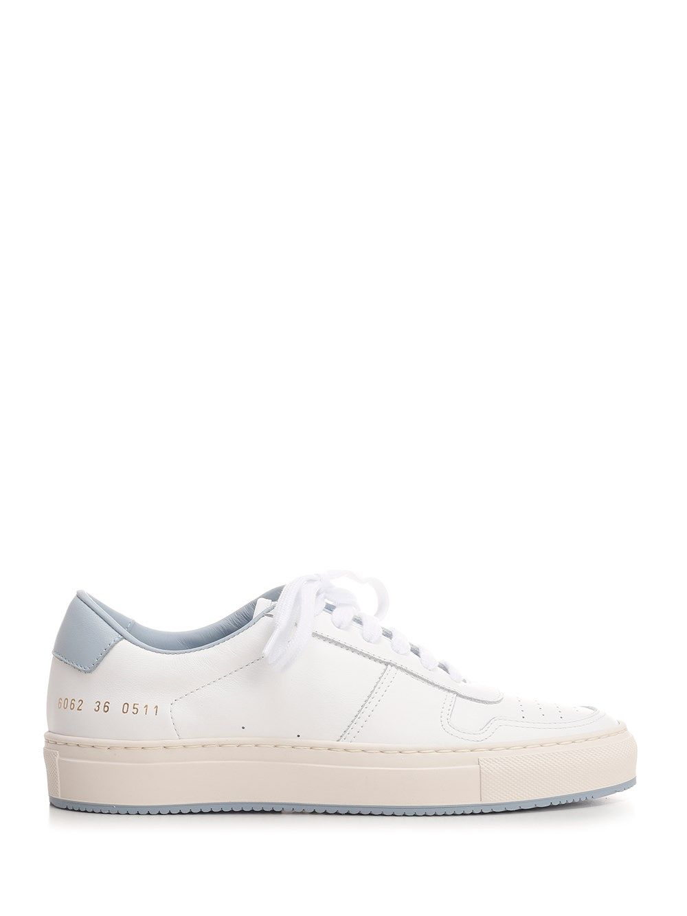 Common Projects Low tops COMMON PROJECTS WOMEN'S 60620511 WHITE OTHER MATERIALS SNEAKERS