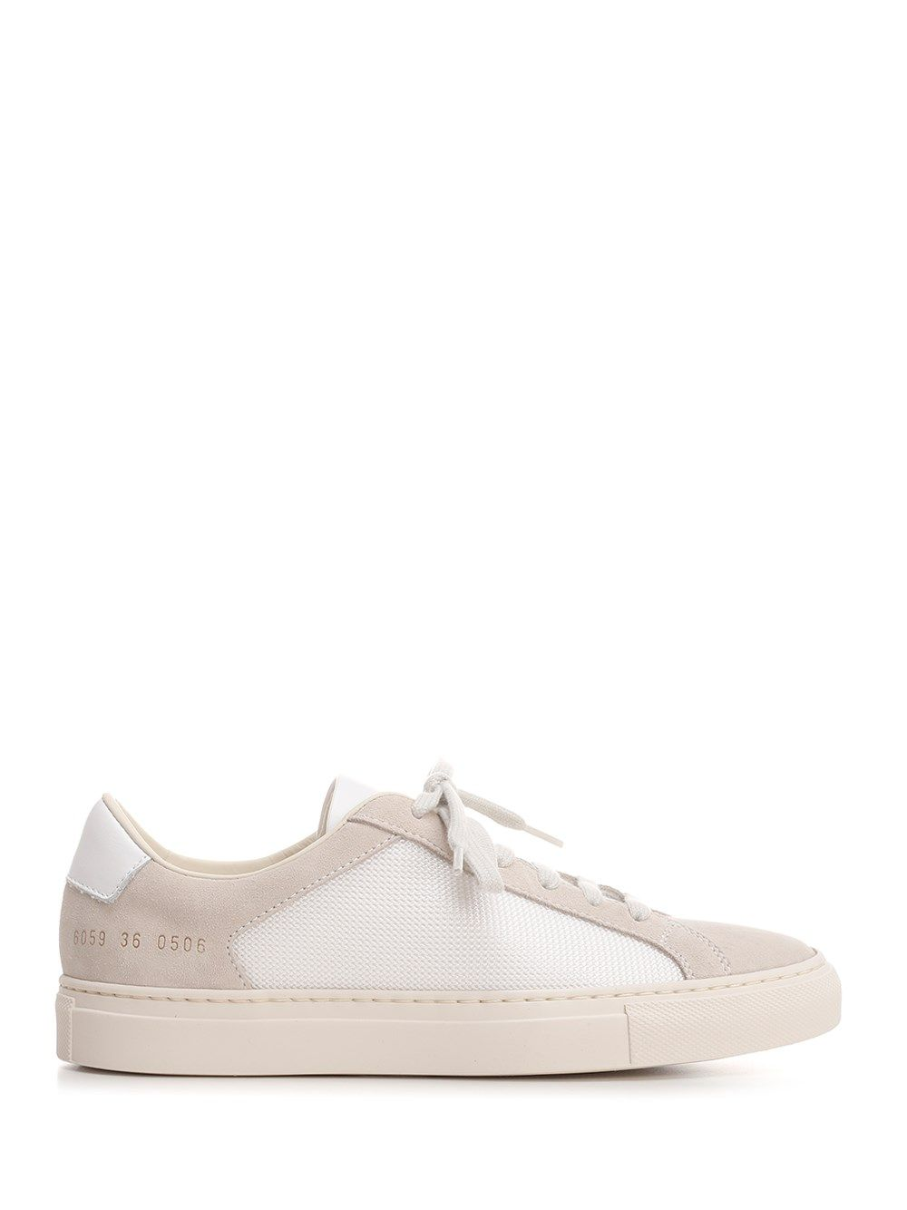 Common Projects COMMON PROJECTS WOMEN'S 60590506 WHITE OTHER MATERIALS SNEAKERS