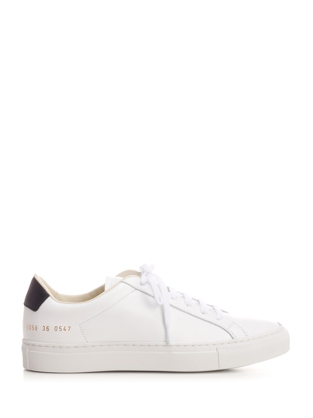 Common Projects Low tops COMMON PROJECTS WOMEN'S 60580547 WHITE OTHER MATERIALS SNEAKERS