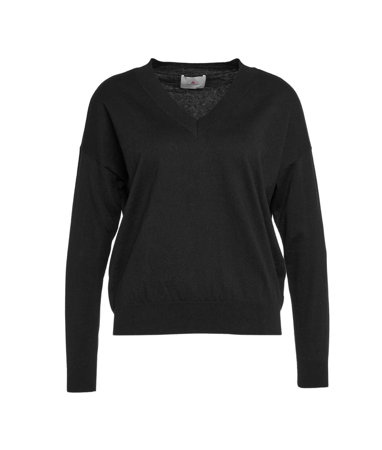 Peuterey PEUTEREY WOMEN'S PED35329901192111NER BLACK OTHER MATERIALS SWEATER