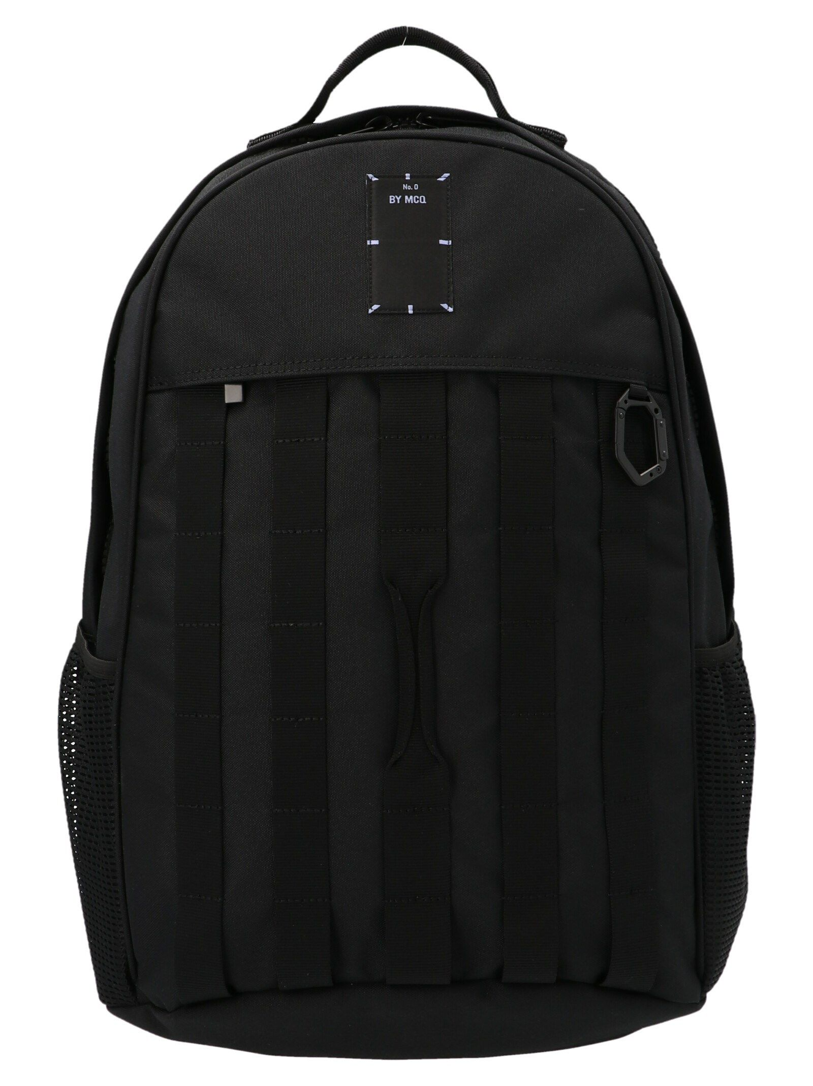 Mcq By Alexander Mcqueen Backpacks MCQ BY ALEXANDER MCQUEEN MEN'S 632553R4C431000 BLACK OTHER MATERIALS BACKPACK