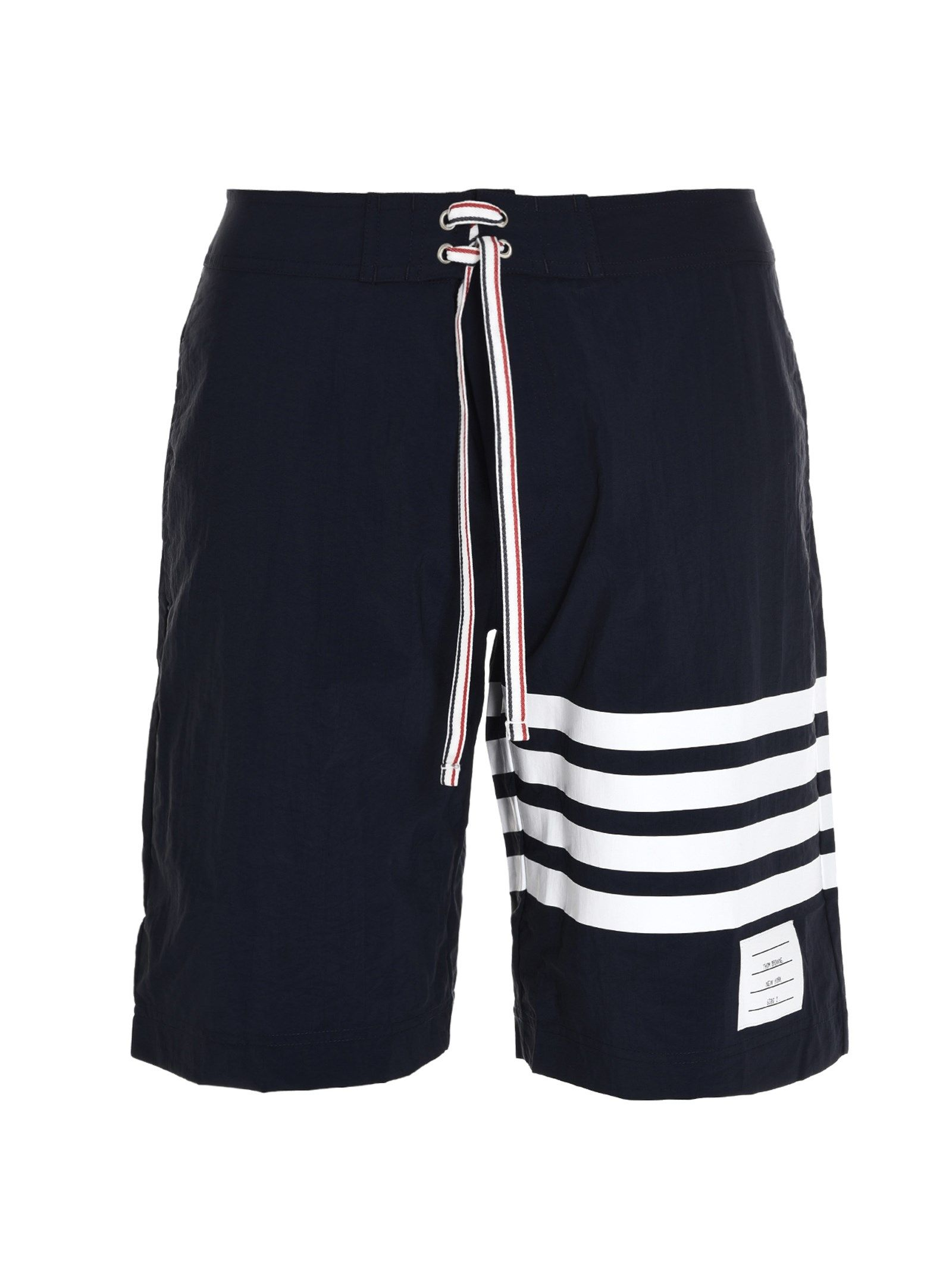 Thom Browne Clothing THOM BROWNE MEN'S MTU223A05415415 BLUE OTHER MATERIALS TRUNKS