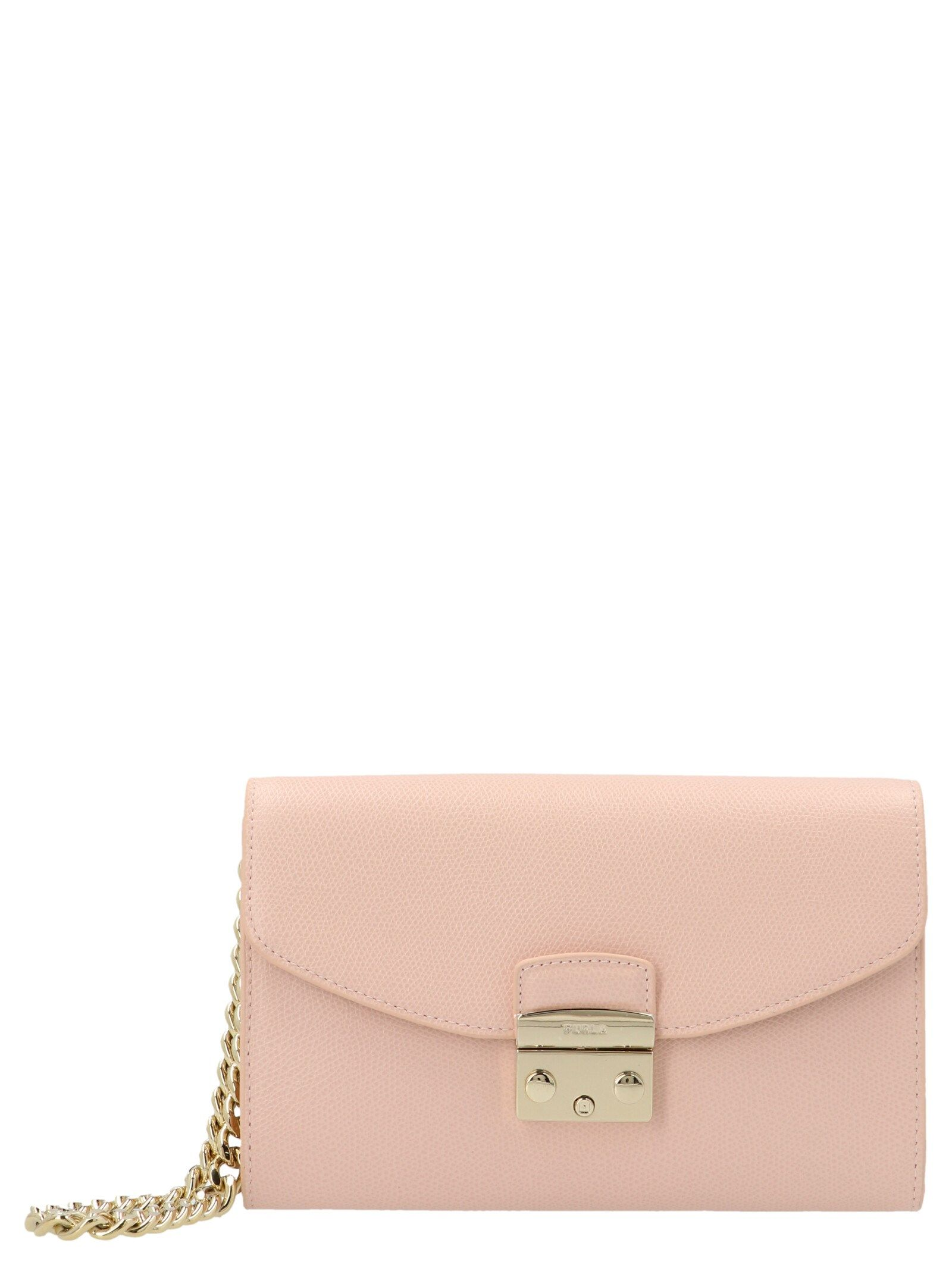 Furla Pouches FURLA WOMEN'S WE00120ARE0001BR00 PINK OTHER MATERIALS POUCH