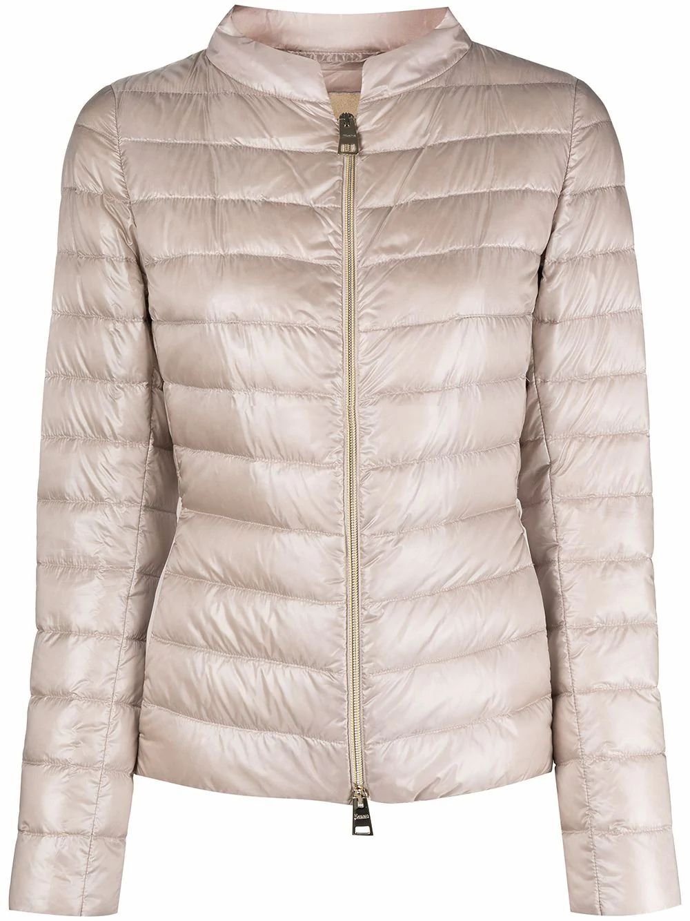 Herno Downs HERNO WOMEN'S PI1068D120174030 PINK POLYESTER DOWN JACKET