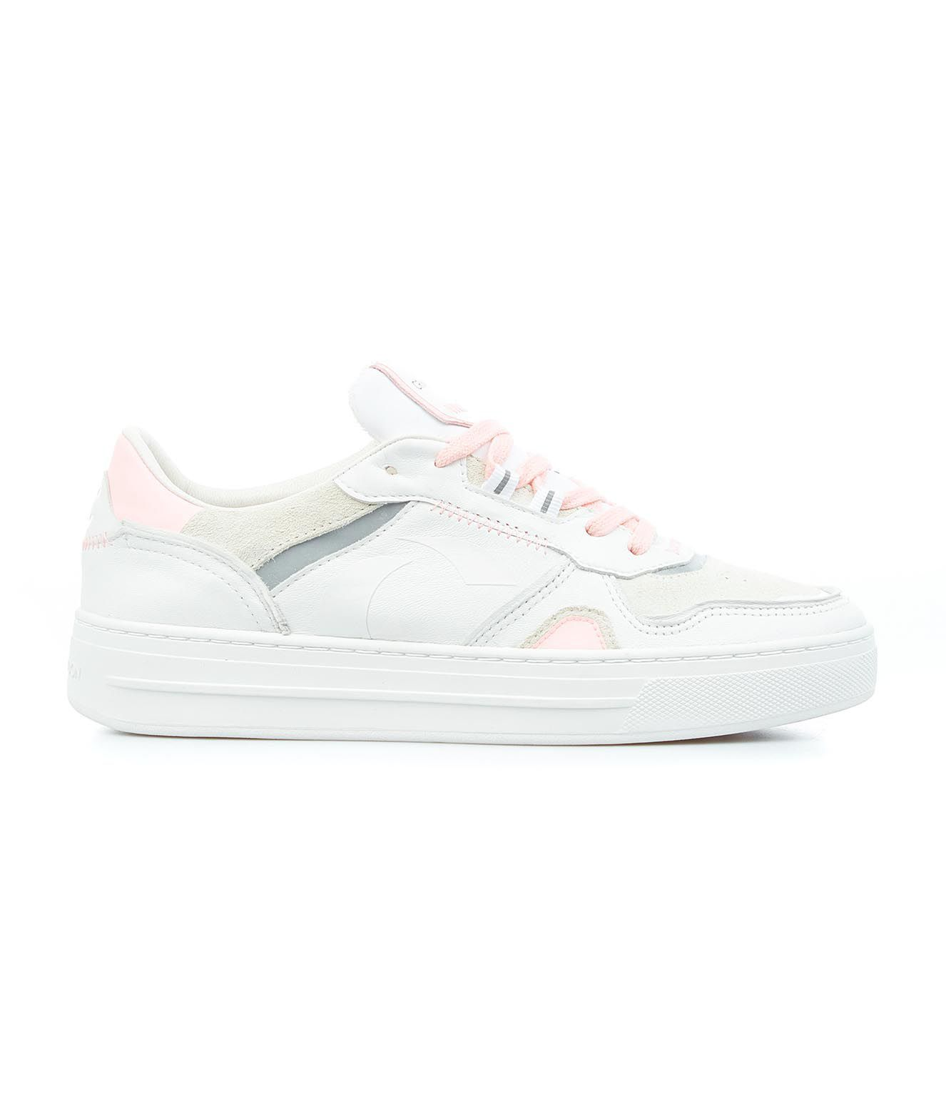Crime London Low tops CRIME LONDON WOMEN'S 25005PP3B11 WHITE OTHER MATERIALS SNEAKERS