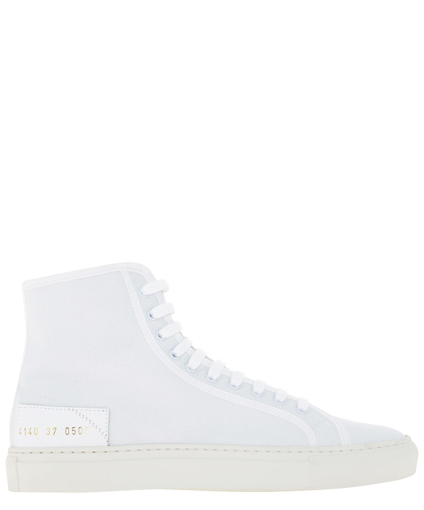 Common Projects COMMON PROJECTS WOMEN'S 41400506 WHITE OTHER MATERIALS SNEAKERS