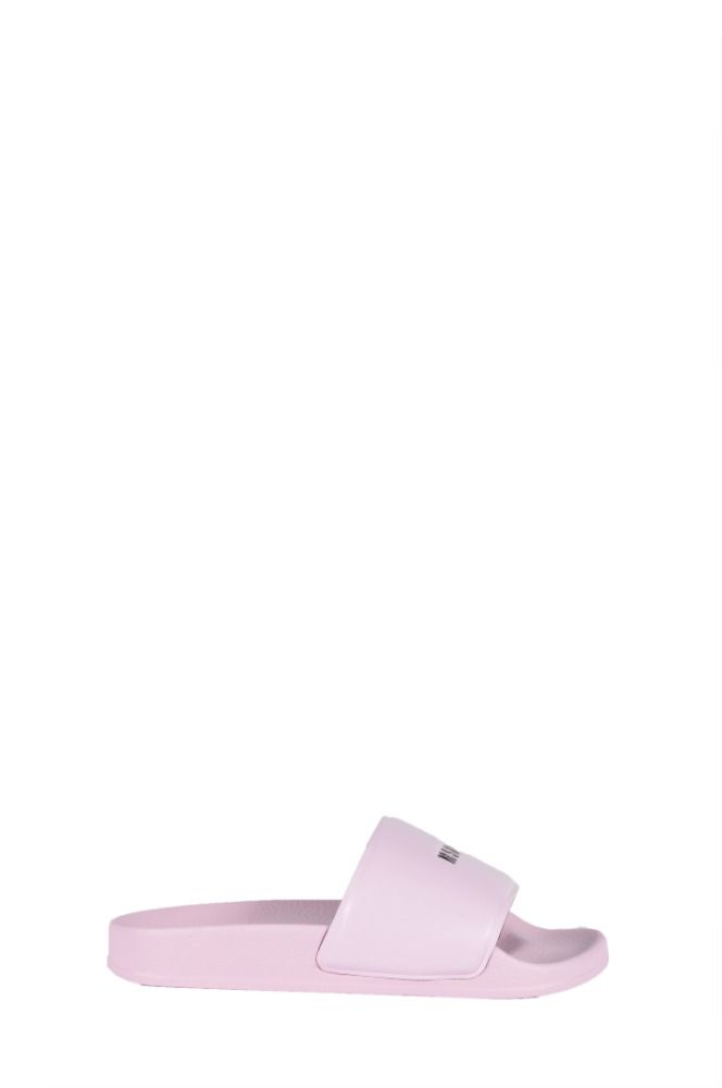 Msgm Sandals WOMEN'S 3041MDS1520873213 PINK RUBBER SANDALS