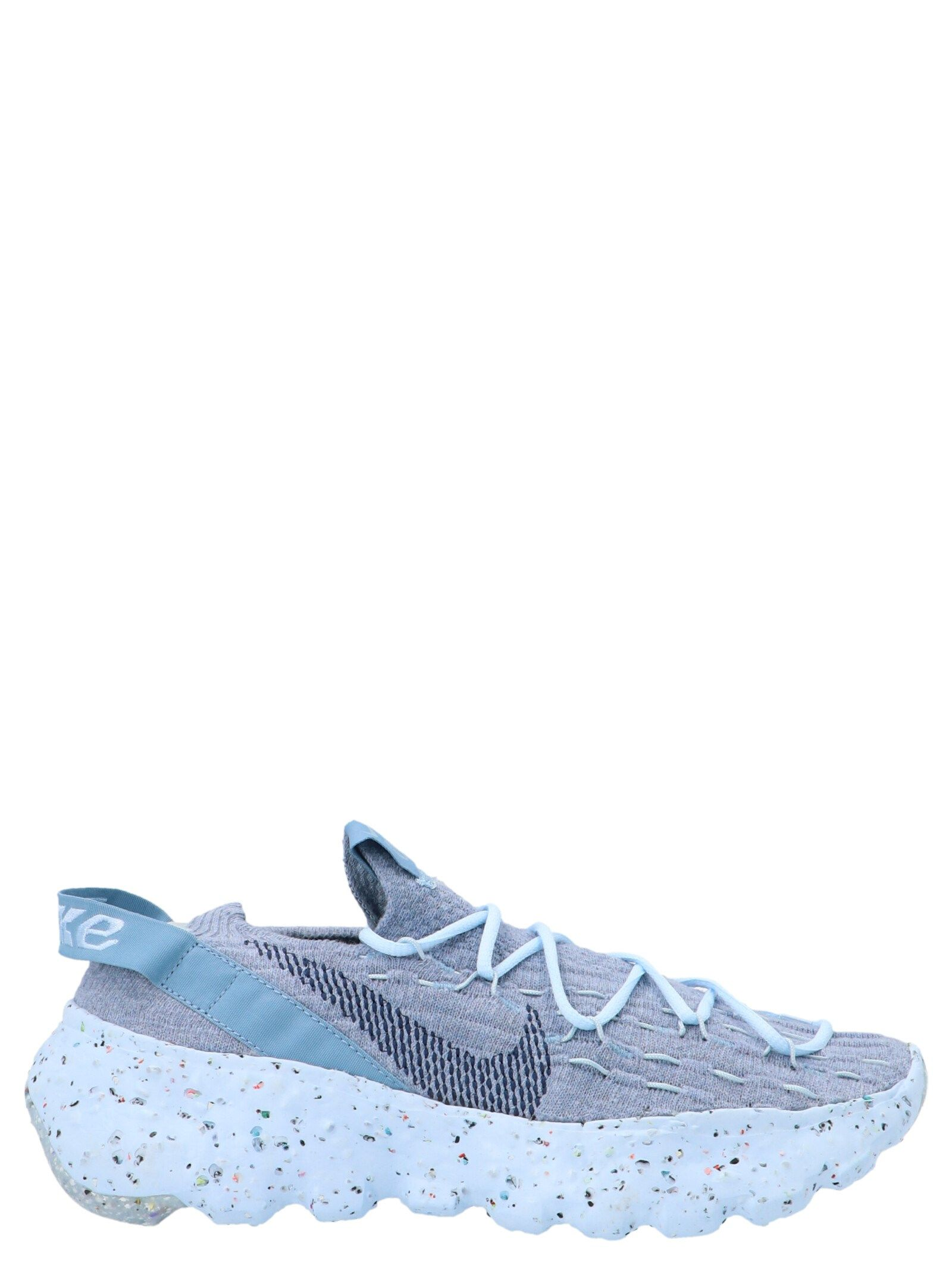 Nike Sneakers NIKE WOMEN'S CD3476401 BLUE OTHER MATERIALS SNEAKERS
