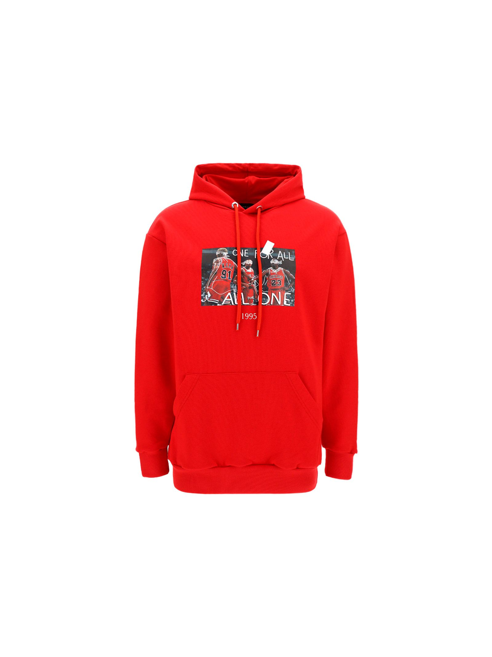 Throwback THROWBACK. MEN'S TBS45S2RED RED OTHER MATERIALS SWEATSHIRT