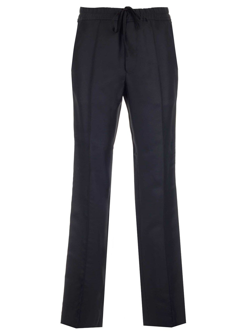Tom Ford TOM FORD MEN'S 979R07739D42 BLUE OTHER MATERIALS PANTS