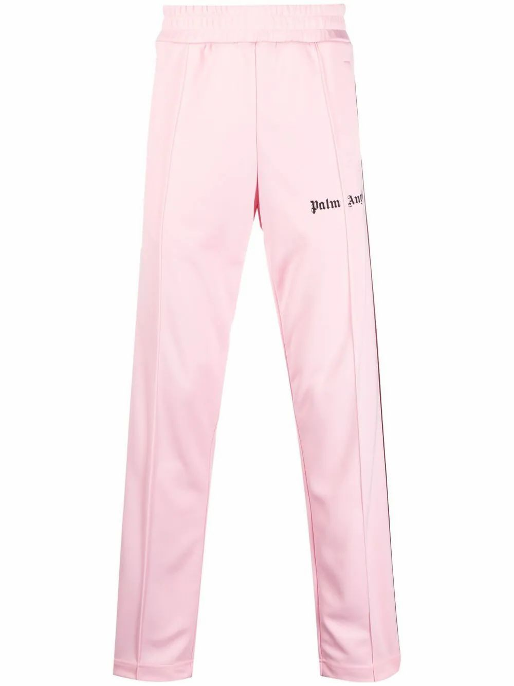 Palm Angels Track pants PALM ANGELS MEN'S PMCA007S21FAB0033028 PINK POLYESTER JOGGERS
