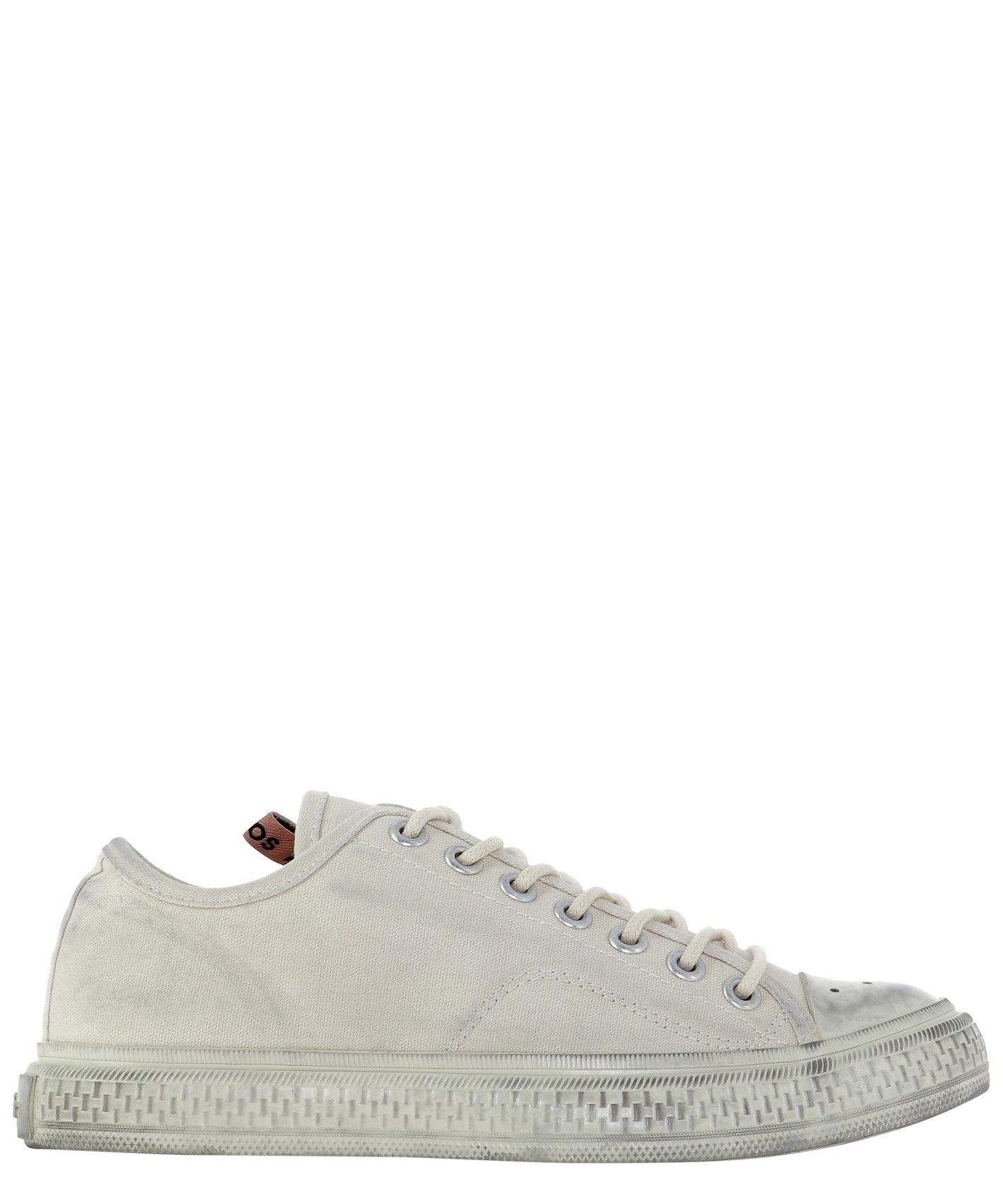 Acne Studios Low tops ACNE STUDIOS WOMEN'S AD0347OFFWHITE WHITE OTHER MATERIALS SNEAKERS