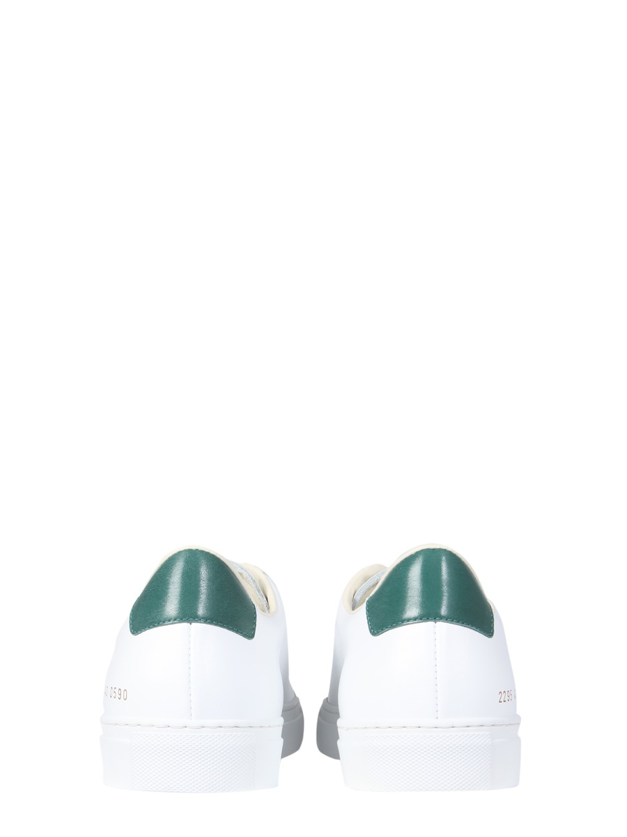 Common Projects LOW RETRO SNEAKERS