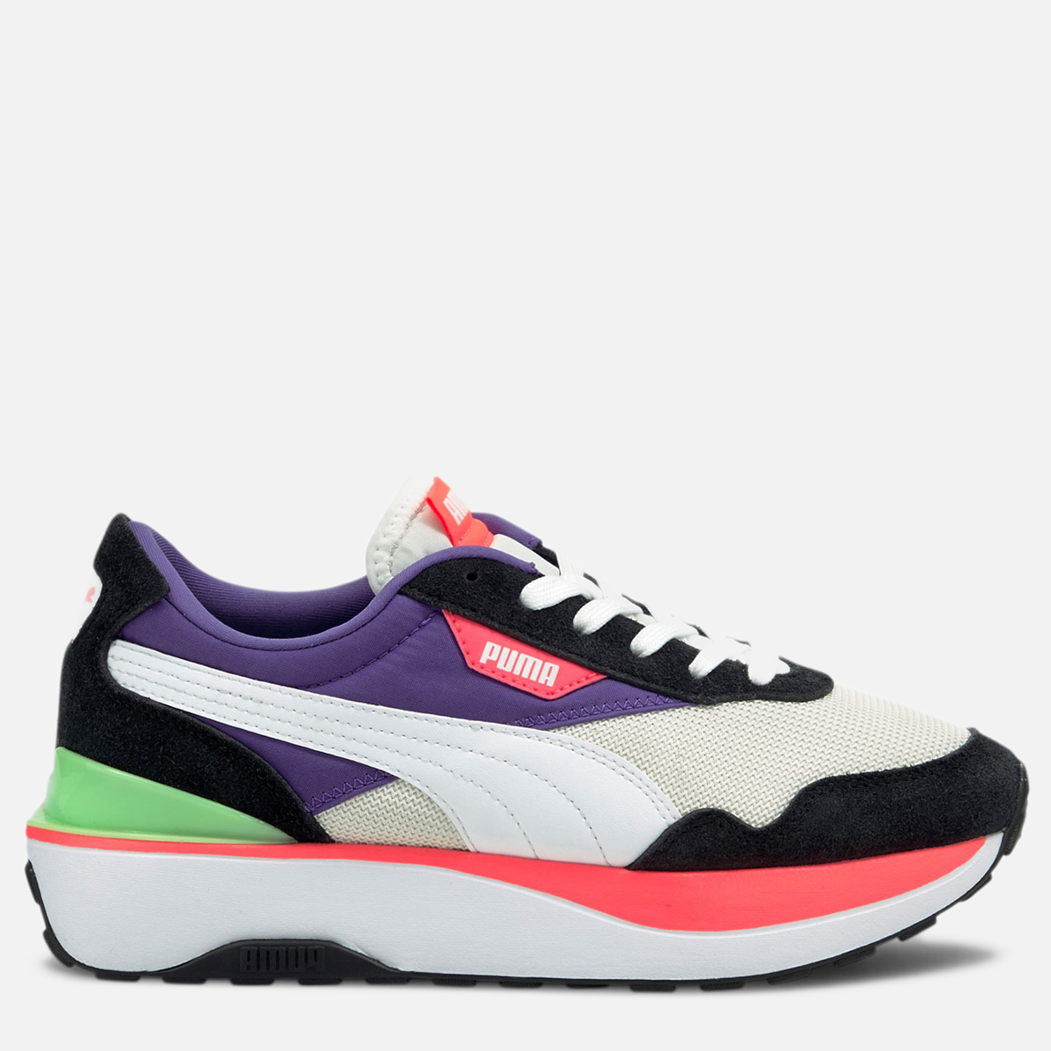 Puma Suedes SNEAKERS CRUISE RIDER SILK ROAD