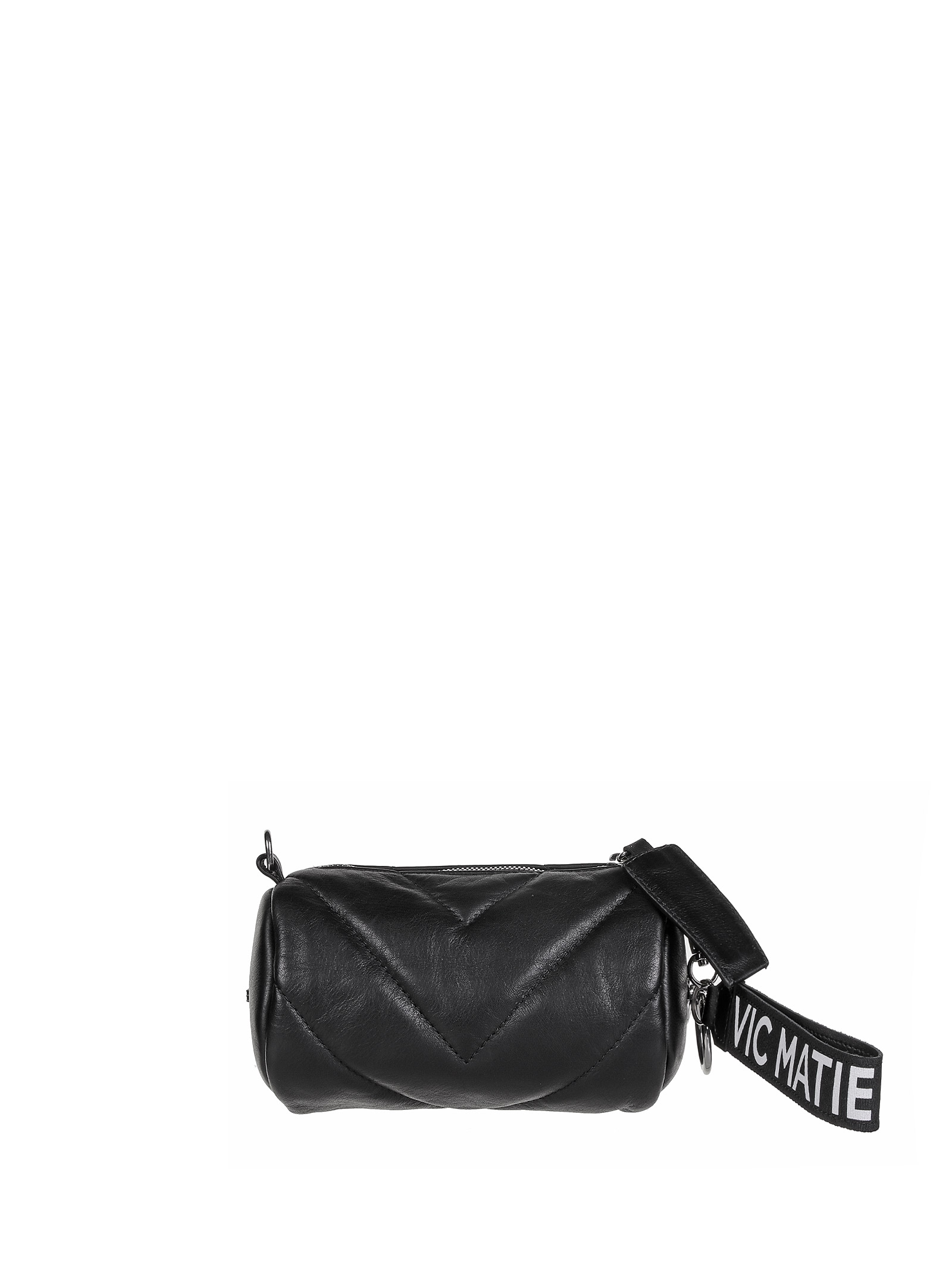 Vic Matie Leathers BAGS. BLACK