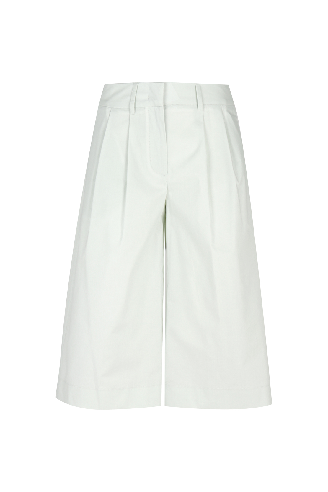 Malo Cottons SHORTS GREEN