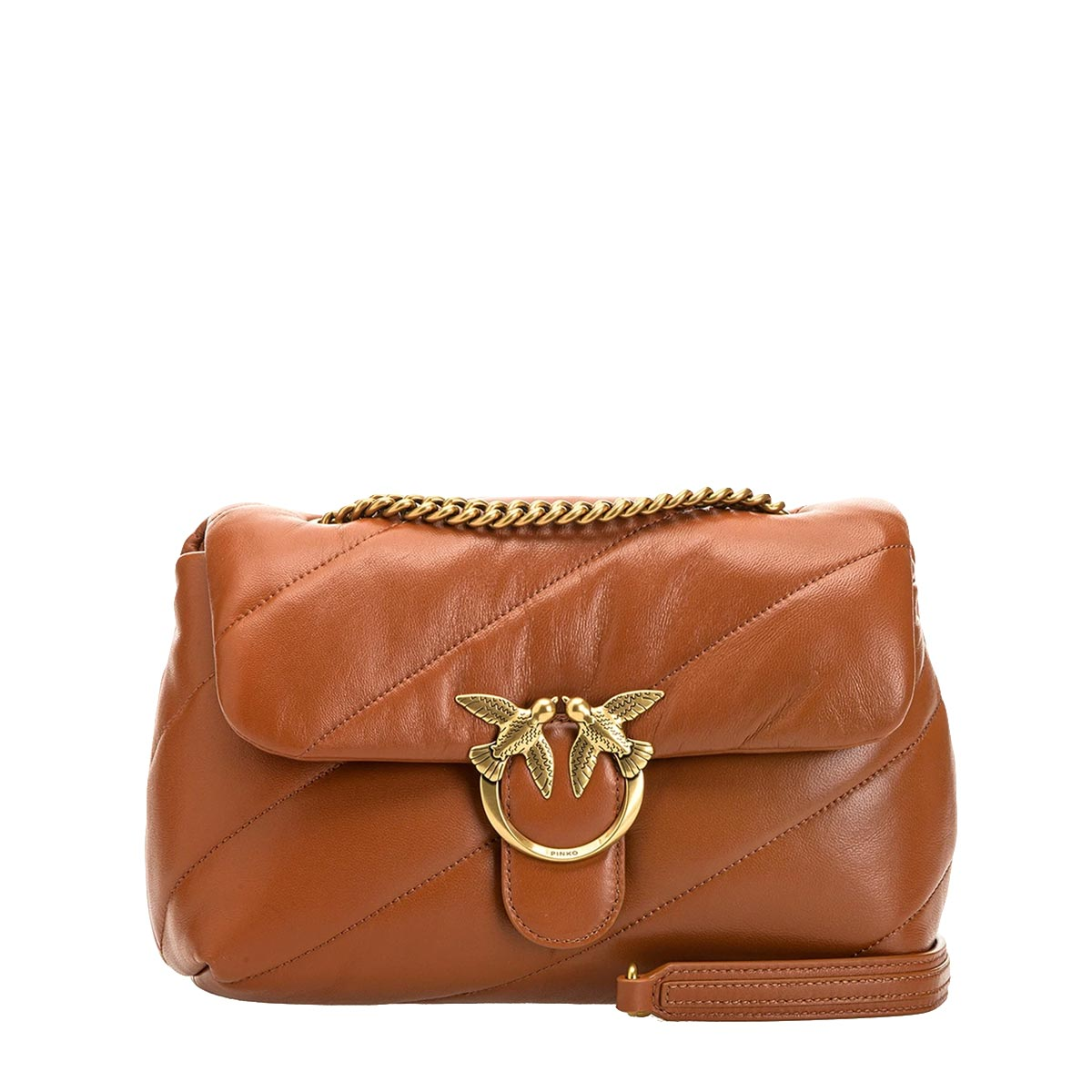 Pinko Leathers CLASSIC LOVE BAG PUFF MAXI QUILT