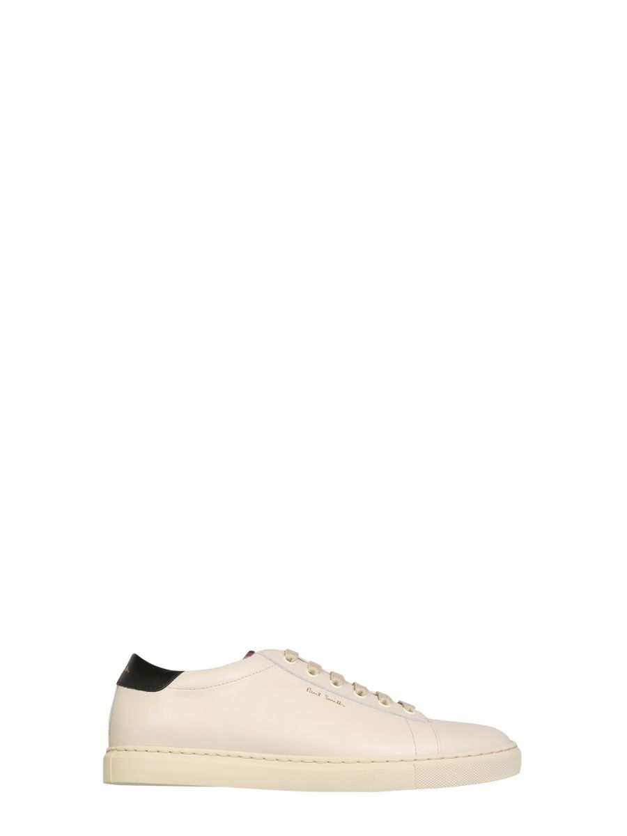 Paul Smith PAUL SMITH WOMEN'S W1SHAS04FCLF01 WHITE OTHER MATERIALS SNEAKERS