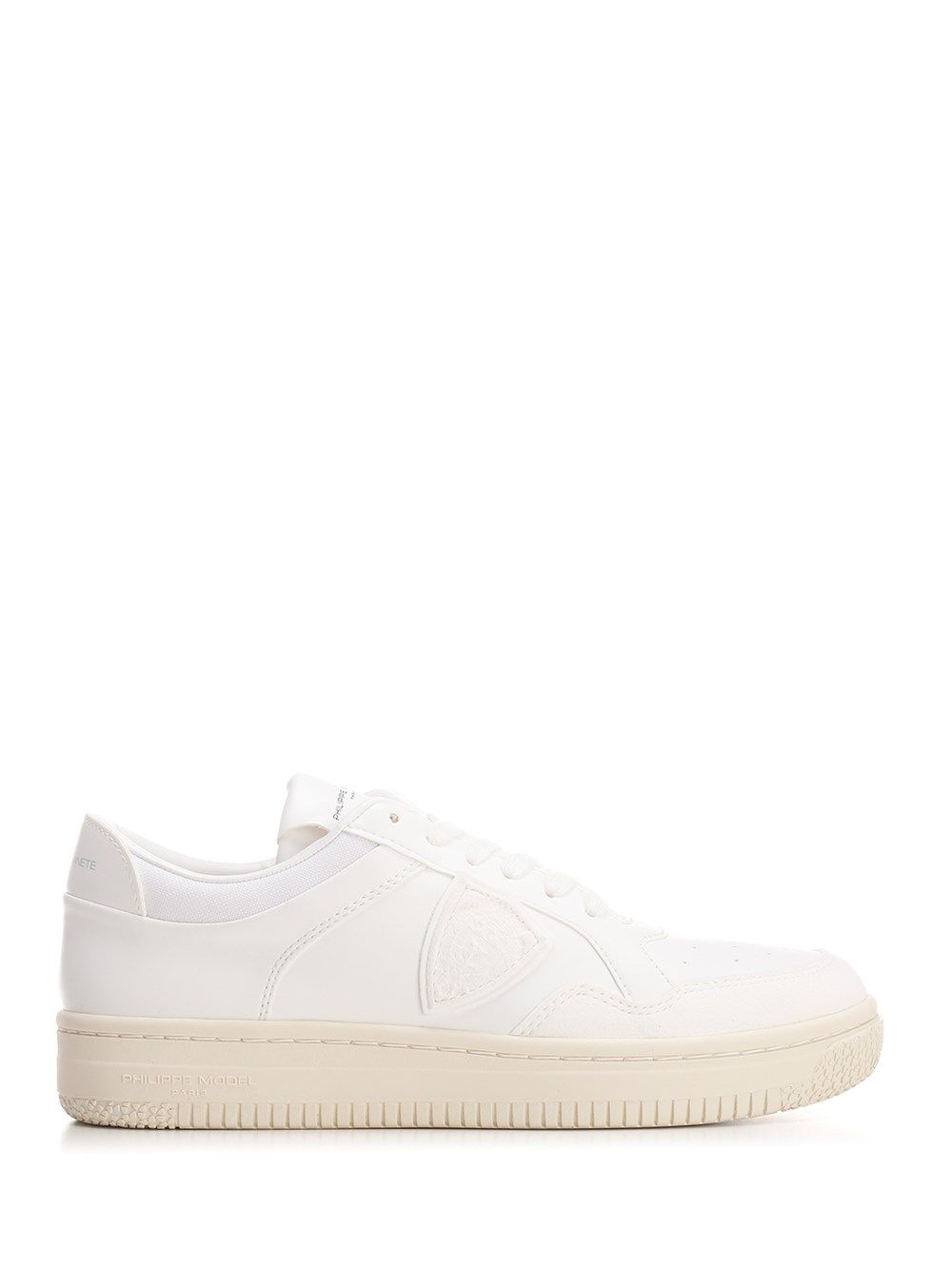 Philippe Model PHILIPPE MODEL WOMEN'S ELYLDBL01 WHITE OTHER MATERIALS SNEAKERS