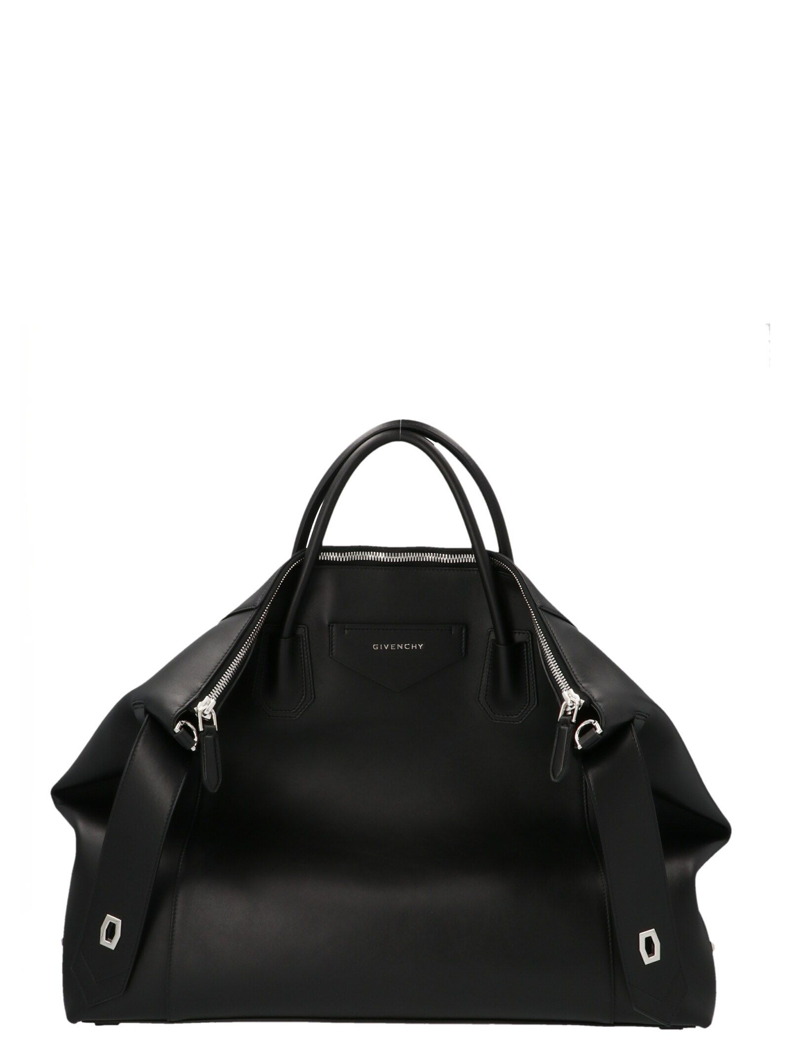 Givenchy GIVENCHY WOMEN'S BB50F0B11E001 BLACK OTHER MATERIALS SHOULDER BAG