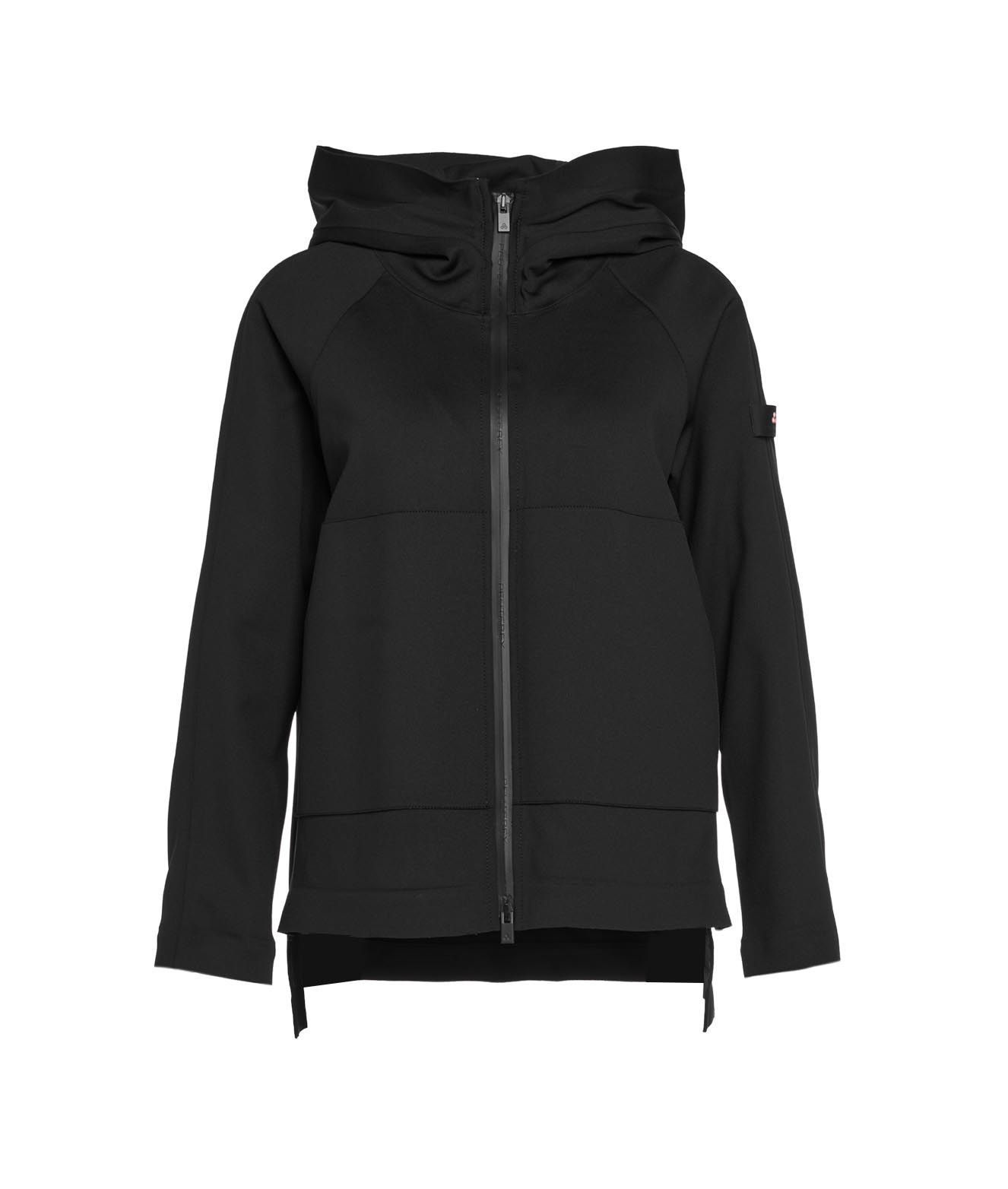 Peuterey PEUTEREY WOMEN'S PED384701191546NER BLACK OTHER MATERIALS OUTERWEAR JACKET