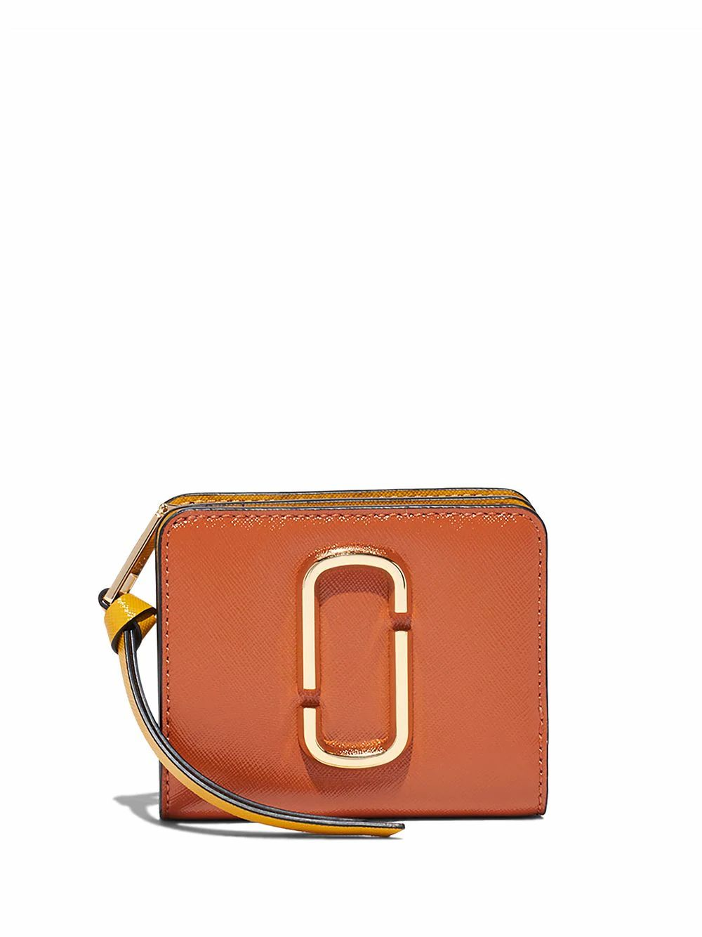 Marc Jacobs MARC JACOBS WOMEN'S M0013360911 BROWN LEATHER WALLET