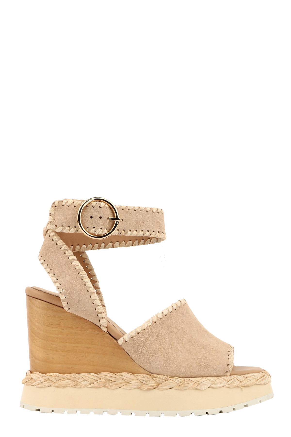 Paloma Barceló PALOMA BARCEL WITH HEEL BEIGE