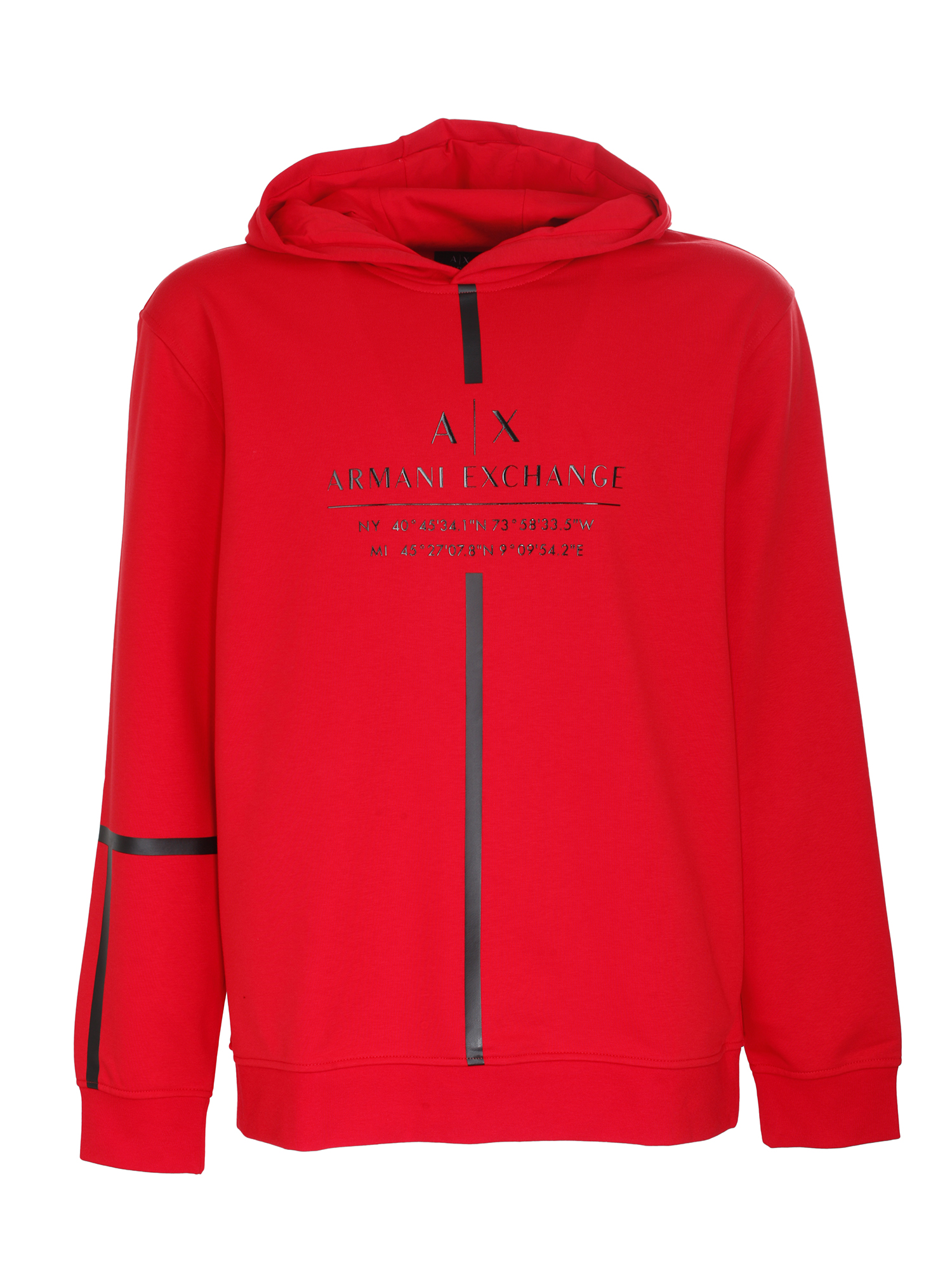 Armani Exchange ARMANI EXCHANGE SWEATERS RED