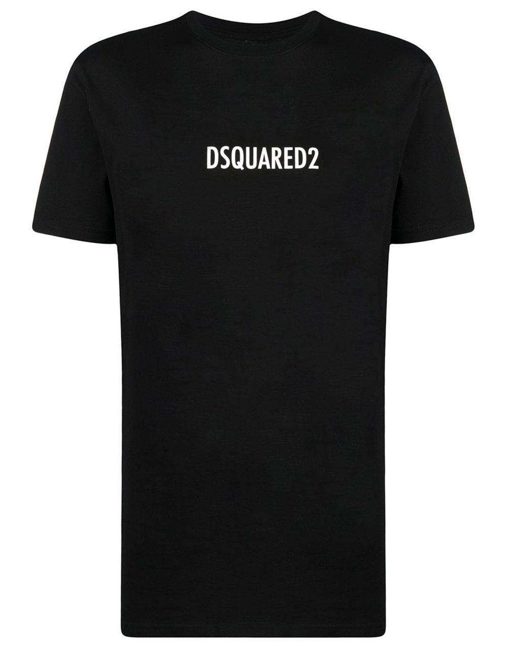 Dsquared2 T-shirts DSQUARED2 MADE IN ITALY TEE BLACK COLOUR: BLACK