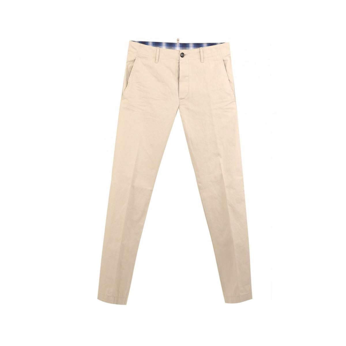 Dsquared2 PANTALONE CHINO LEAF BEIGE