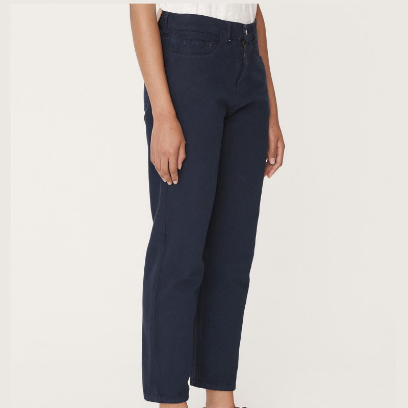 Ymc You Must Create TEARAWAY JEANS NAVY