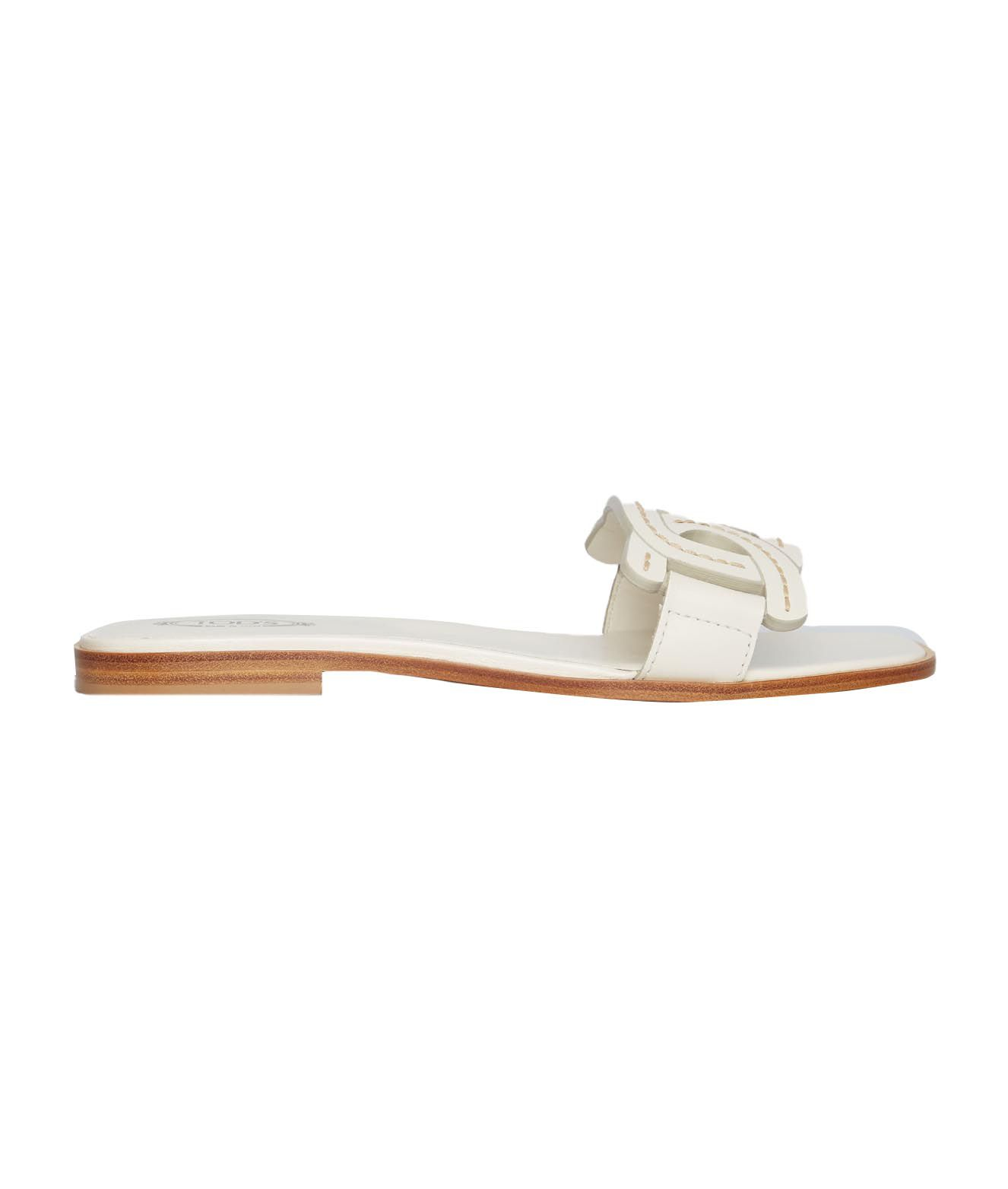 Tod's Leathers SANDALS IN LEATHER