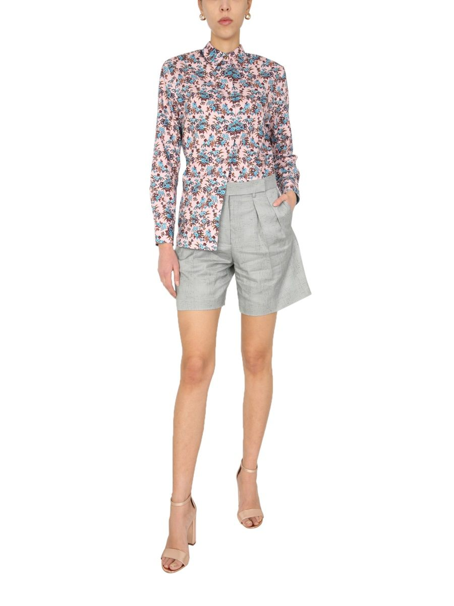 Paul Smith PAUL SMITH WOMEN'S W1R004BF0143220 PINK OTHER MATERIALS SHIRT