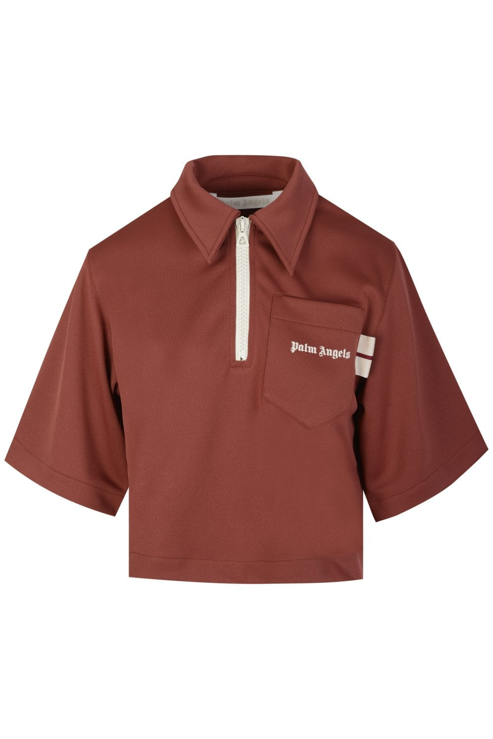 Palm Angels WOMENS TRACK POLO