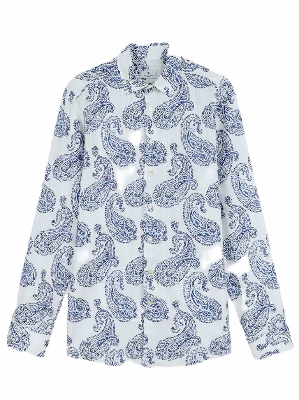 Etro Cottons SHIRTS WHITE