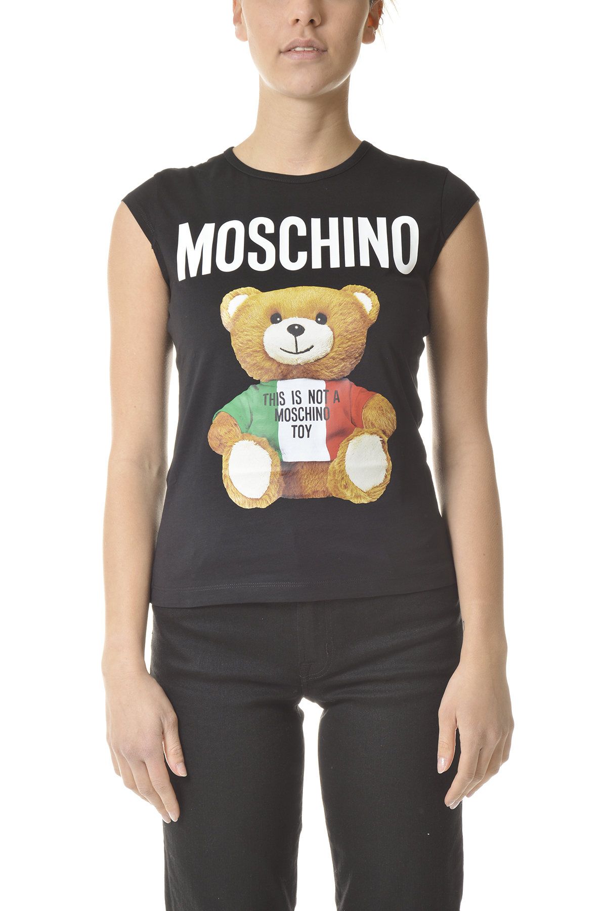 Moschino T-shirts T-SHIRTS AND POLOS