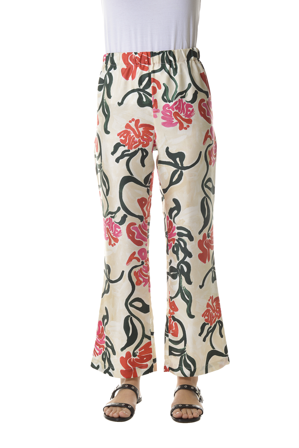 Marni Clothing TROUSERS RED