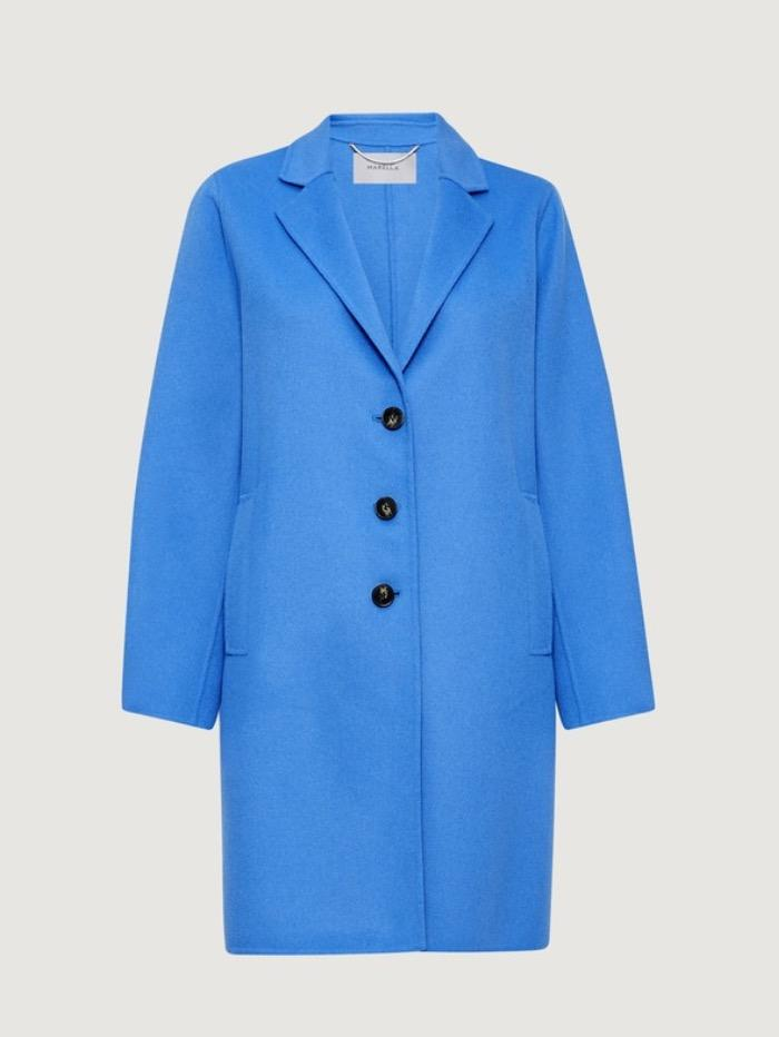 Marella Monviso Cornflower Blue Coat