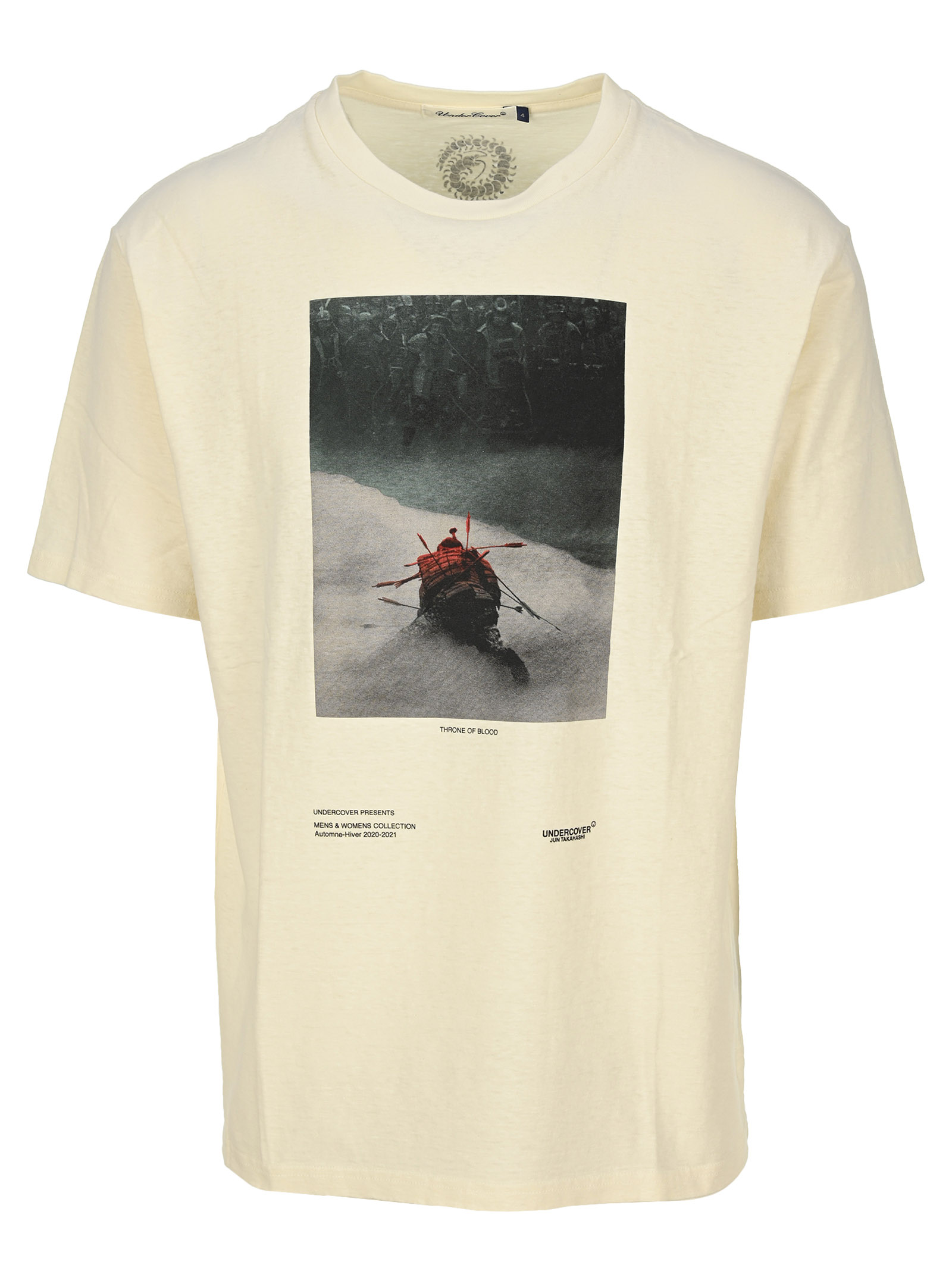 Undercover Throne Of Blood T-shirt In White