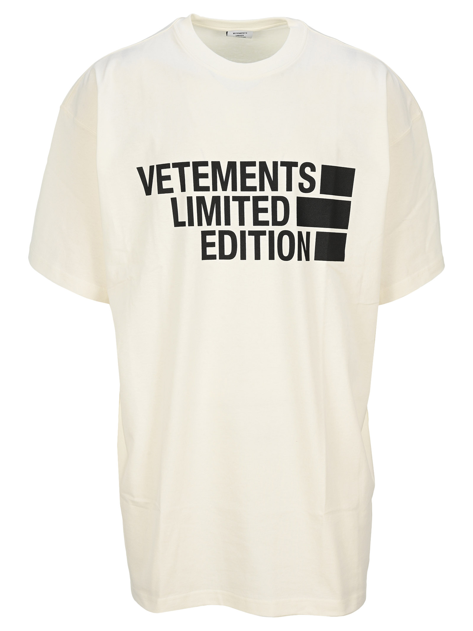 Vetements LIMITED EDITION LOGO T-SHIRT