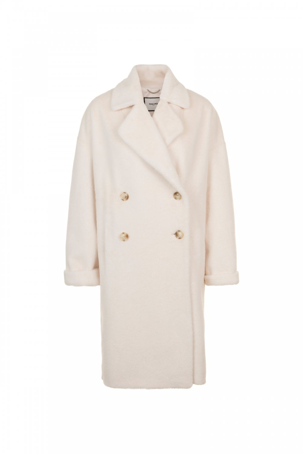Women's Max & Moi Mady Faux Fur Coat in Cream